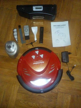 Робот пылесос Xrobot M-588, б/у,полностью рабочий.