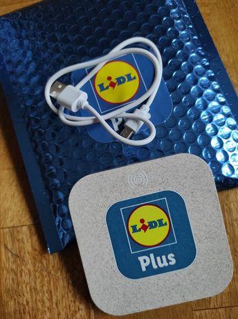 Carregador wireless Lidl Plus EXCLUSIVO