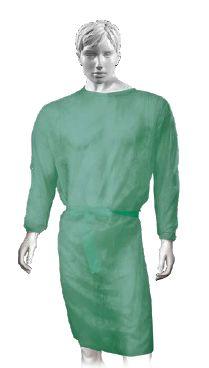 Fartuch medyczny jednorazowy - włóknina 35g / 25g / 17g Zgierz - image 1