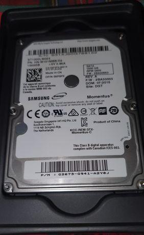 Samsung жесткий дискHDD внутренний1000 ГБ2,5