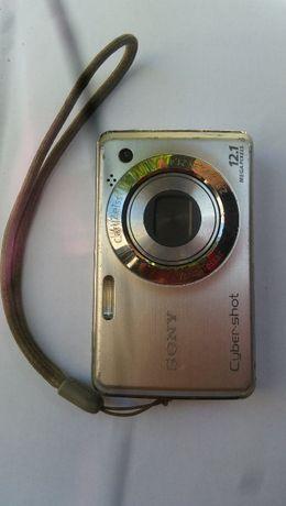 Aparat fotograficzny Sony DSC-W210