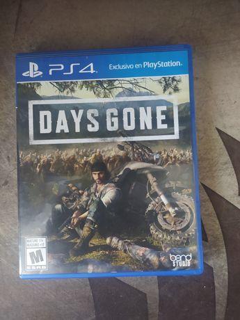 Days Gone Ps4 PlayStation Stan idealny