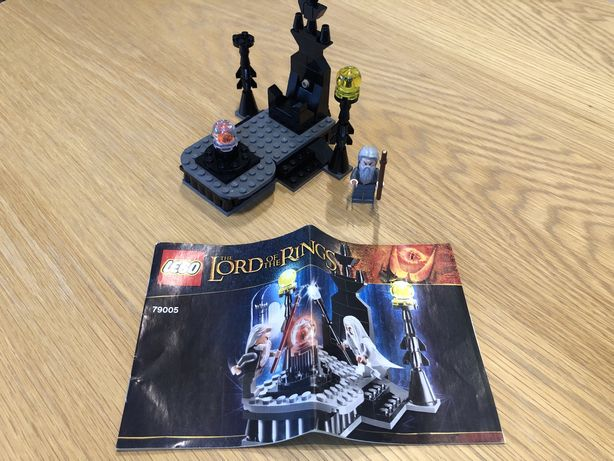 Lego LOTR Lord of the Rings 79005 Władca Pierścieni Pojedynek