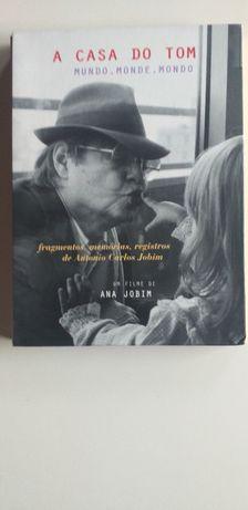 Tom Jobim A Casa do Tom DVD