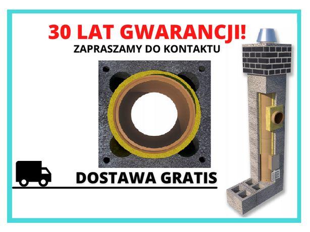 Komin 6m K fi 200 Komin systemowy Ceramiczny DOSTAWA GRATIS !!