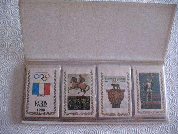 Colecção de 1100 calendários