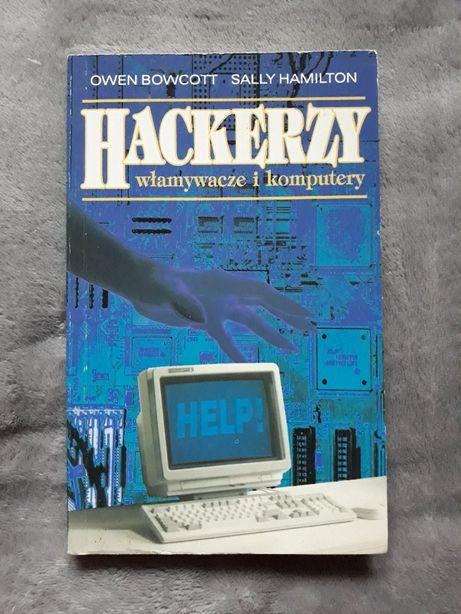 Hackerzy włamywacze i komputery- Bowcott, Hamilton