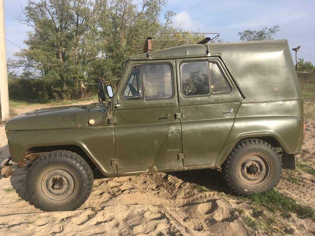 Продам УАЗ 31512 на ходу