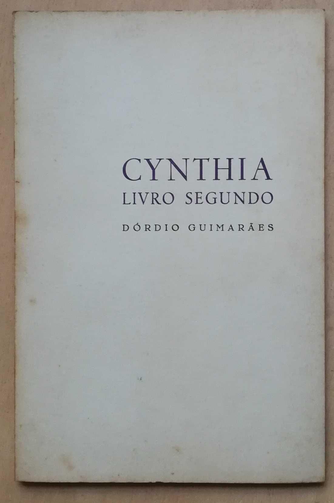 cynthia, livro segundo, dórdio guimarães