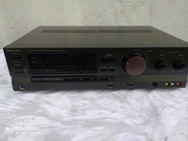 Amplituner Technics SA-GX230 stan idealny