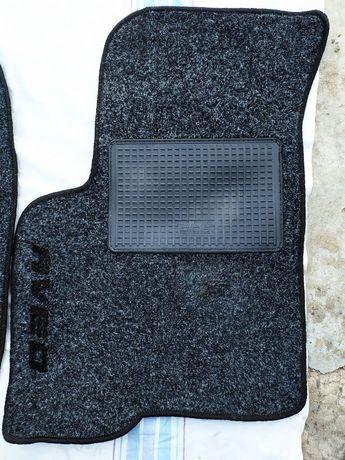 Літні (шерстяні) коврики салону до а/м шевроле Авео Т250, Заз Віда