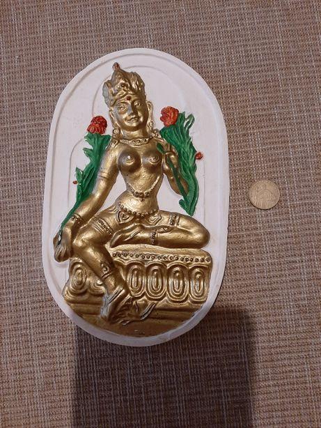 Монголия. Буддизм. Богиня. Сияма Тара. Зелёная Тара. Ногоон дарь эх.