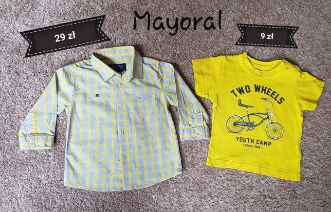 Mayoral koszula wizytowa, bluzka r74