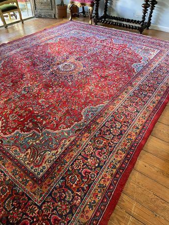 Tapete Persa Keshan Irão 400 x 300 cm