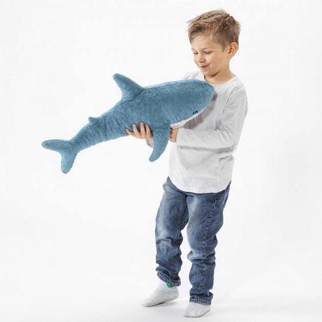 Акула IKEA оригинал 60 см