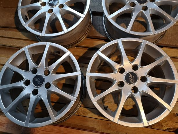 "Felgi aluminiowe 16"" Toyota Corolla Verso 5 X 114,3 Mazda ,Honda"