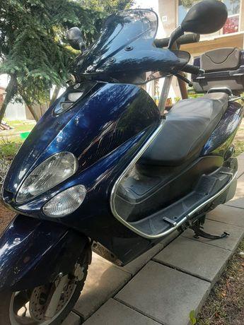 Yamaha majesty 125 ccm na prawko b super stan
