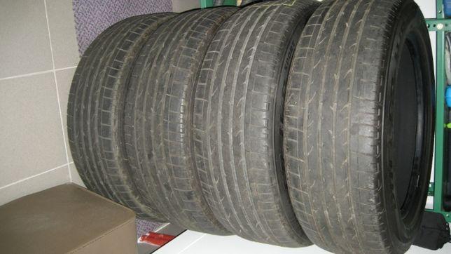 Opony letnie 235/55/19 Bridgestone cena za 4 sztuki