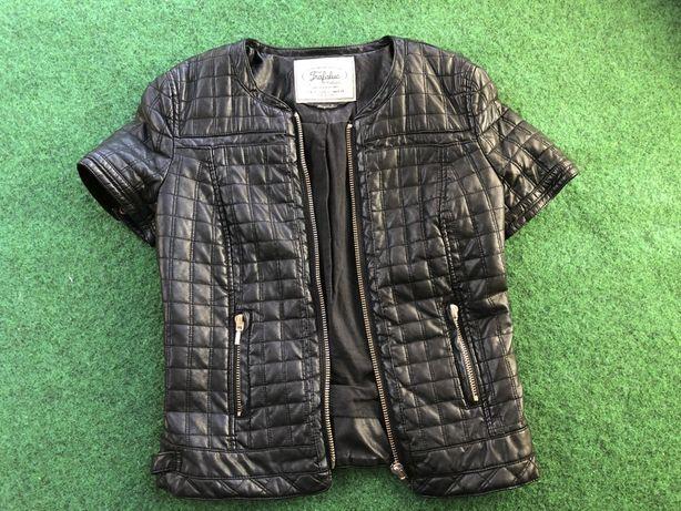 Куртка стёганая, жилетка Zara, размер S
