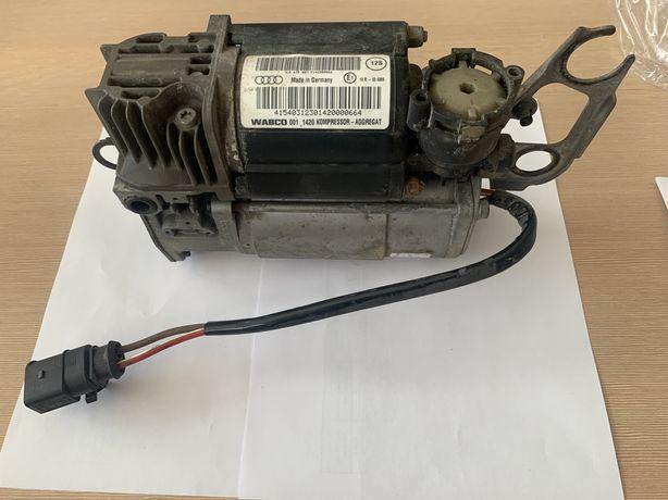 Sprężarka kompresor Audi Q7