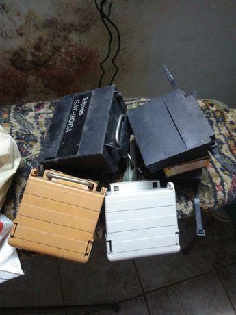 Amplificador e material antena TV