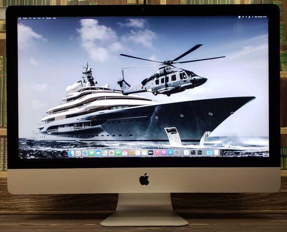 МОЩНЫЙ! Компьютер iMac 27 5K 2015 i7/32 GB/SSD 1 TB/M395X, 4GB