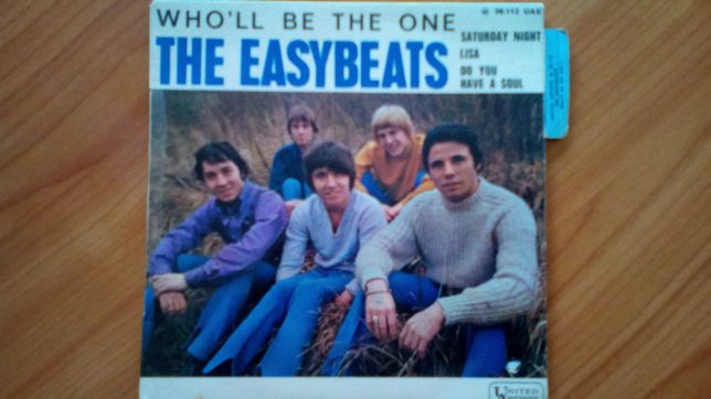 The Easybeats who'll be the One 1967