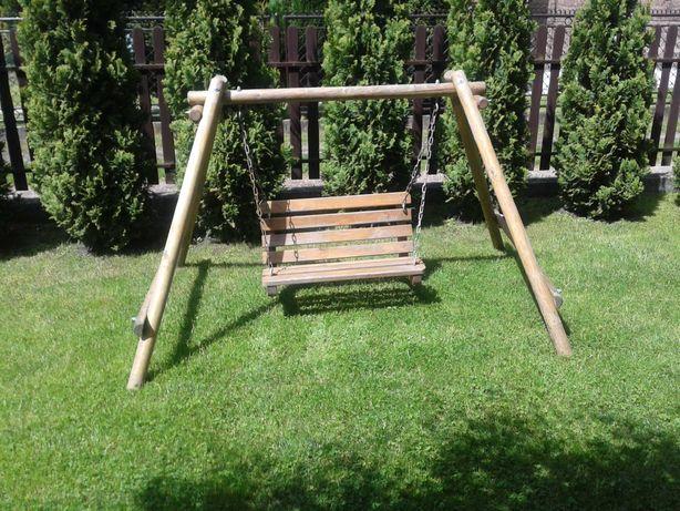Huśtawka ogrodowa - dla dzieci