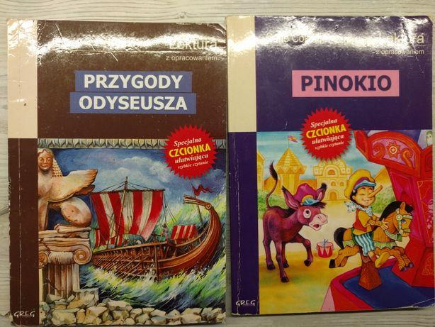 Przygody Odyseusza i Pinokio