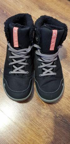 Зимние сапоги ботинки черевики Quechua