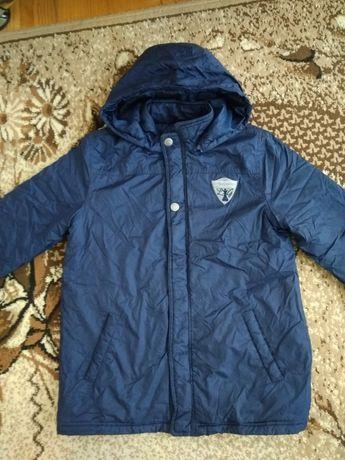 Куртка демисезонна 11-12 років