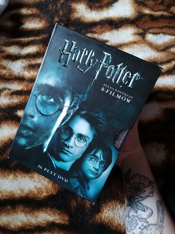 Seria filmów HARRY POTTER edycja limitowana