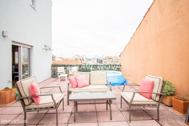 T2+1 c/ terraço com vista - Porto