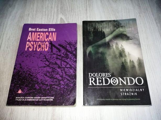 Dolores Redondo Niewidzialny strażnik + American Psycho