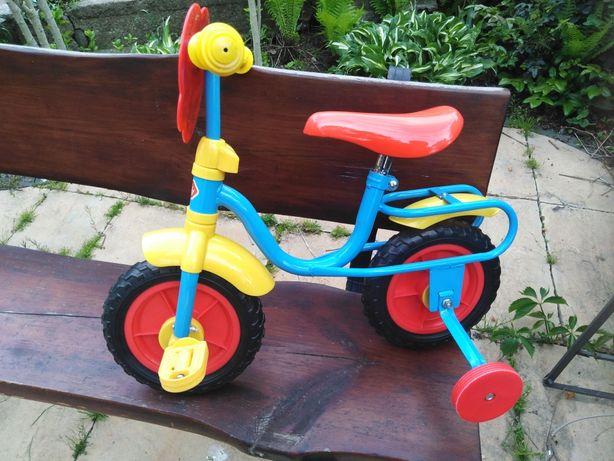 Nowy rowerek 3+