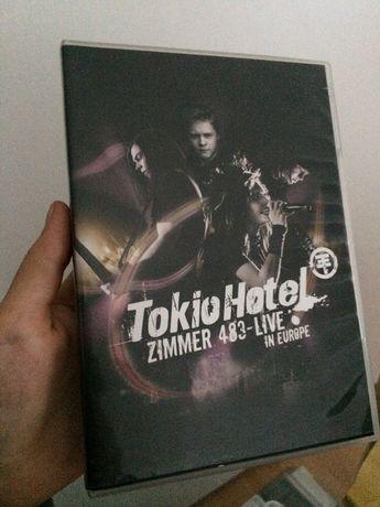 Tokio Hotel Live DVDs