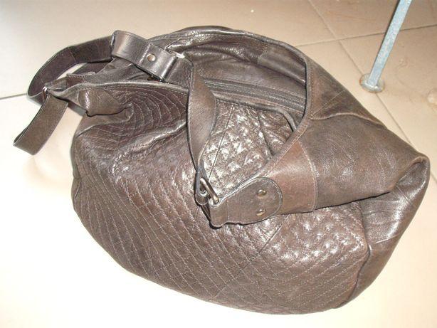 torba shopper skórzana Maani by Adax