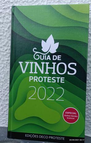 Guia de Vinhos 2022 com vales de desconto