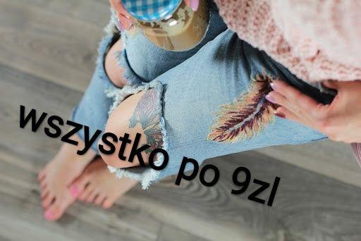 Okazja Levi's Lee Wrangler Reserved h&m Zara  jeansy bluzki