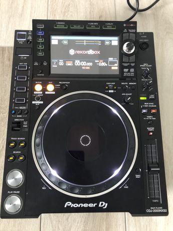 Pioneer CDJ-2000 nx2 + torba UDG Pioneer