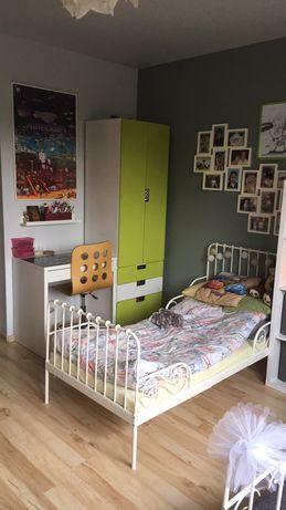 Łóżko Ikea rosnące razem z dzieckiem