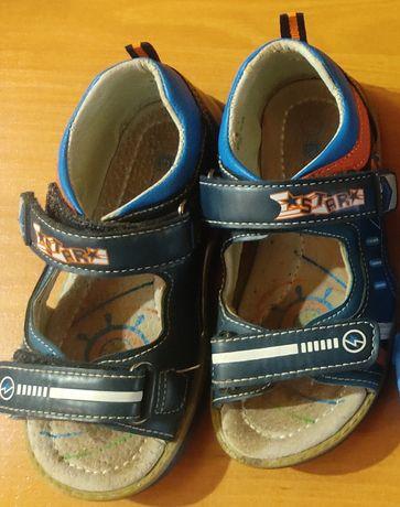 Детские летние сандали