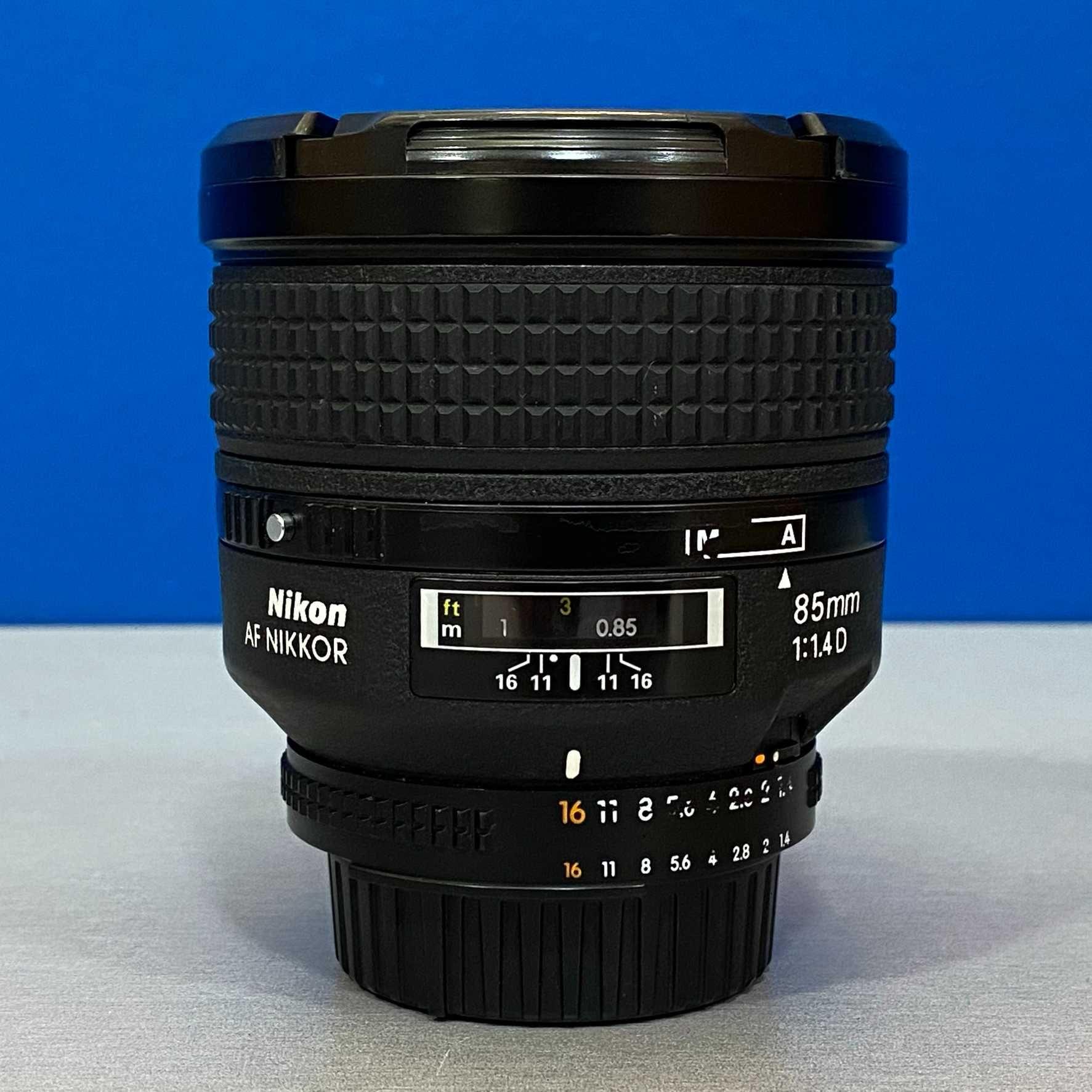 Nikon AF 85mm f/1.4 D