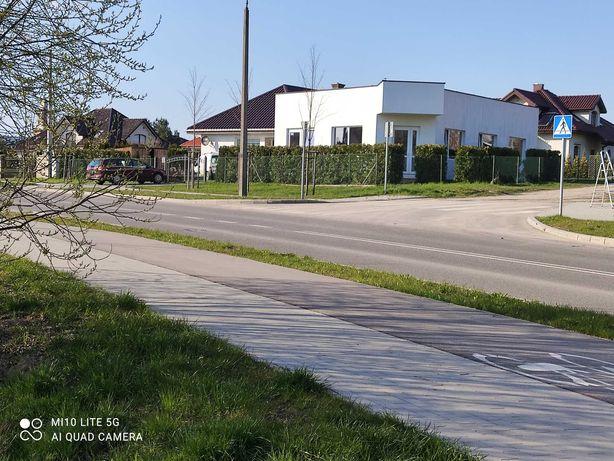 Lokal użytkowy wolnostojący 100m ul.Jana Pawła II do wynajęcia.