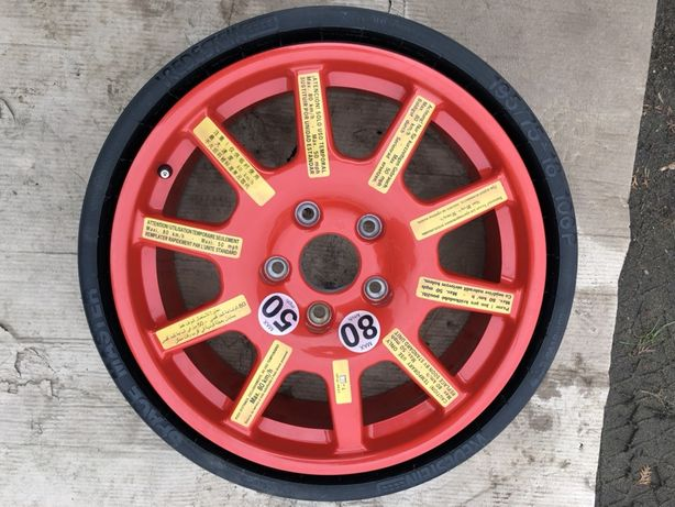 Запаска на Volkswagen  Touareg , Audi q7 , Porsche Cayenne