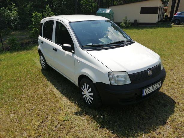 Fiat Panda 1.2 + LPG BRC Wspomaganie kier 2008r