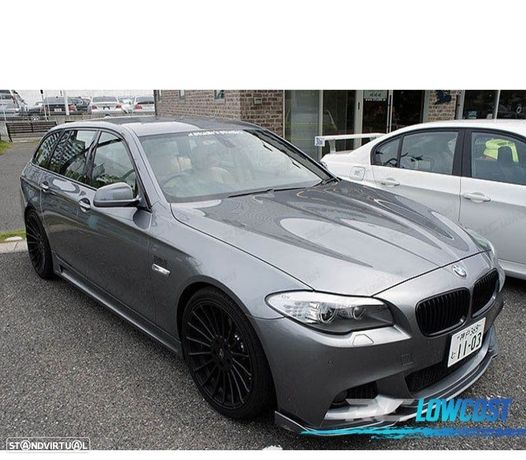 BMW SERIE 5 F10 F11 SPOILER LIP FRONTAL (10-13)