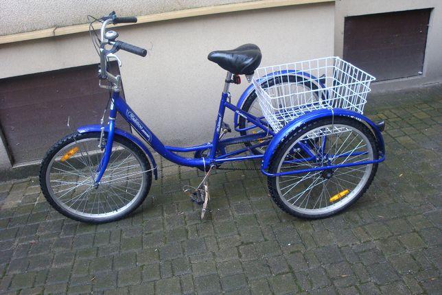 rower trójkołowy rechabilitacyjny