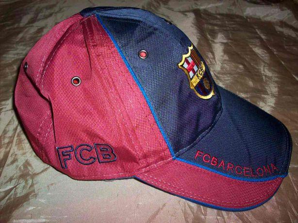 Фан коллекция футбол Барселона кепка бейсболка