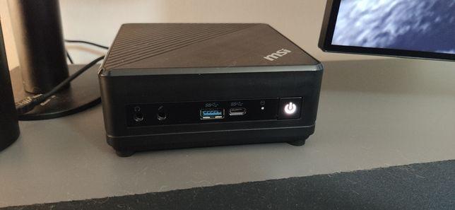 Mini PC MSI Cubi 5 10M-007BEU i7 + 16gb Ram + 512gb ssd m2 + W10 pro